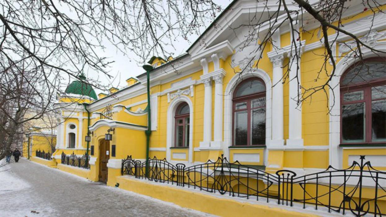 341759 - Обзор музея им. Сурикова, Красноярск