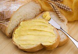 kak krasivo podat xleb s maslom 250x175 - Как красиво подать хлеб с маслом