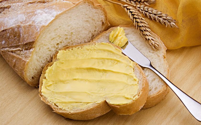 kak krasivo podat xleb s maslom - Как красиво подать хлеб с маслом