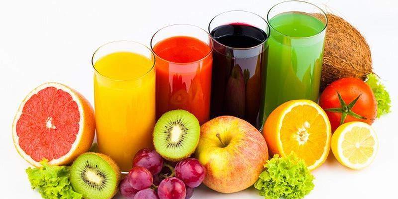 soki - Топ 5 лучших соков, помогающих похудеть и очистить кожу