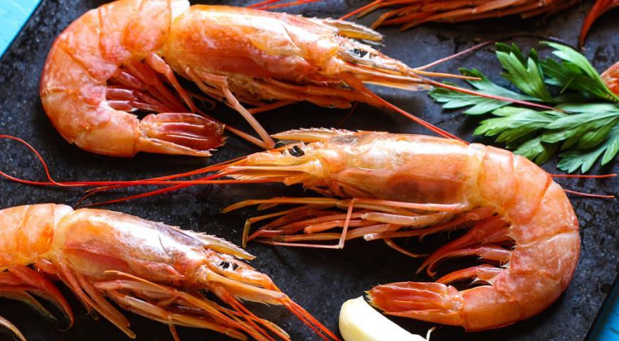 krevetki - Как правильно выбирать креветки