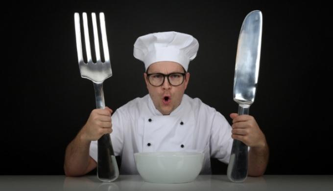 nodg - Какими ножами пользуются повара