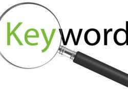 Keywords 250x175 - Что такое плотность ключевых слов и чем она важна для продвижения блога