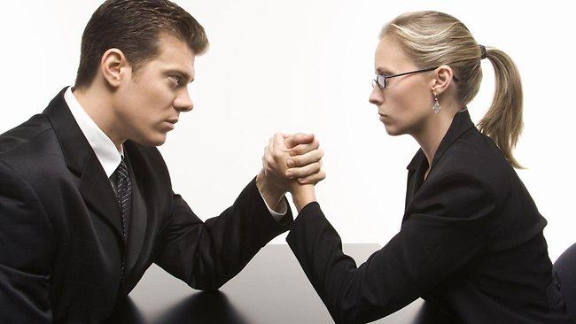 women business men - Почему женщин-предпринимателей гораздо меньше, чем мужчин?