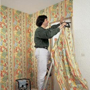 obivka sten tkanyu svoimi rukami 03 300x300 - Правильный выбор обоев в дом