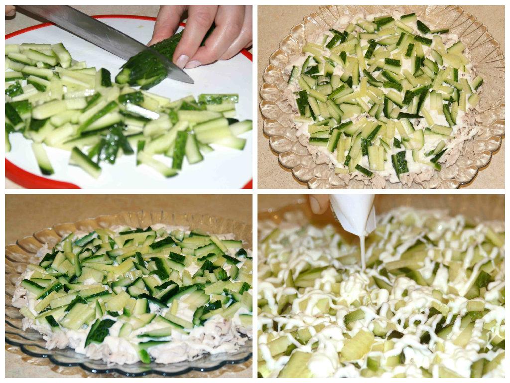 """salat 2 1024x768 - """"Инь-Янь"""" – Оригинальный салат на праздничный стол."""